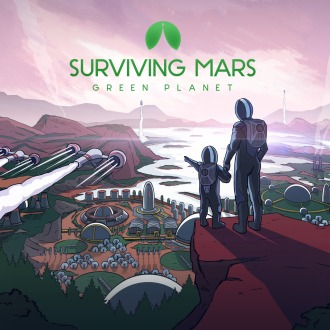 Surviving Mars - Green Planet PS4