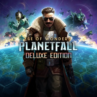 Age of Wonders: Planetfall Deluxe Edition PS4