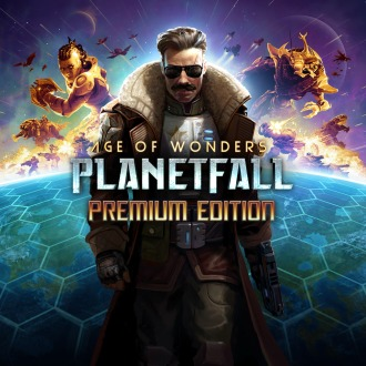 Age of Wonders: Planetfall Premium Edition PS4