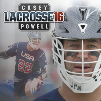 Casey Powell Lacrosse 16 PS4
