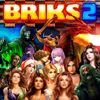 16 THEMES 16 AVATARS BRIKS 2 FULL GAME EPIC BUNDLE PS4