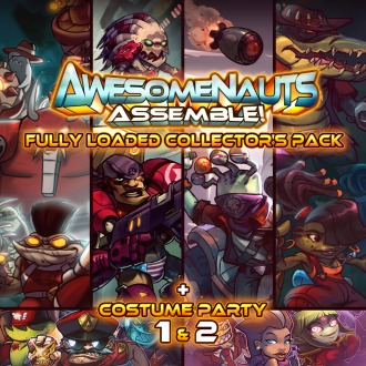 Awesomenauts Assemble! Fully Loaded Collector's Pack PS4