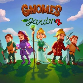 Gnomes Garden 2 PS4