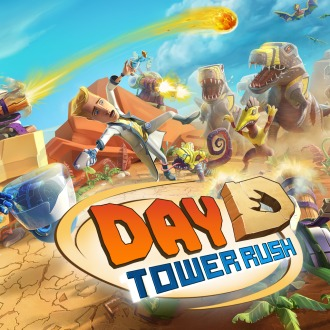 Day D Tower Rush PS Vita