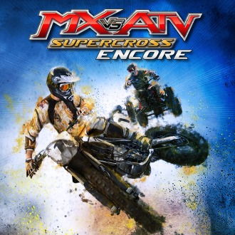 MX vs. ATV Supercross Encore PS4