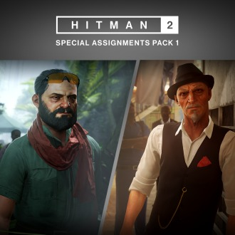 HITMAN™2 - Special Assignments Pack1 PS4