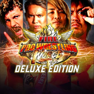 Fire Pro Wrestling World Deluxe Edition PS4