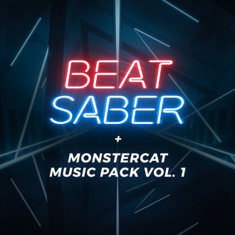 Beat Saber + Monstercat Music Pack Vol. 1 PS4