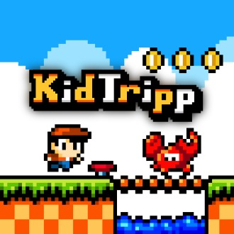 Kid Tripp PS Vita