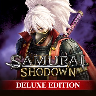 SAMURAI SHODOWN DELUXE EDITION PS4