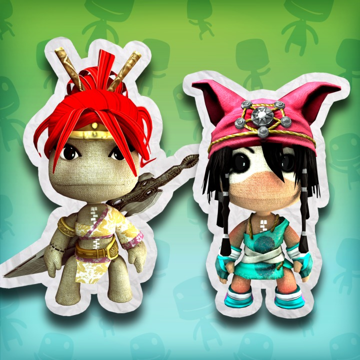Littlebigplanet Heavenly Sword Minipack Ps4 Ps3 Ps Vita Buy
