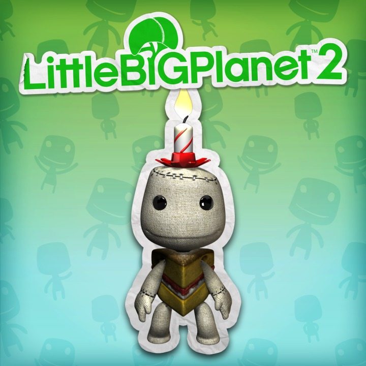 LittleBigPlanetTM Birthday Cake Costume PS4 PS3 PS Vita Buy