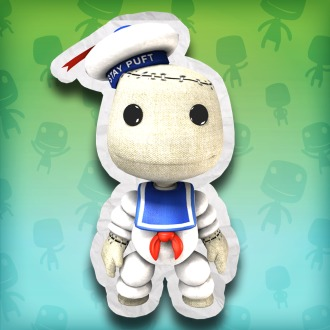LittleBigPlanet™ Stay Puft Costume PS4 / PS3 / PS Vita