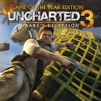 UNCHARTED 3: Drake's Deception™ Game of The Year Digital Edition PS3