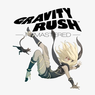 Gravity Rush™ Remastered PS4