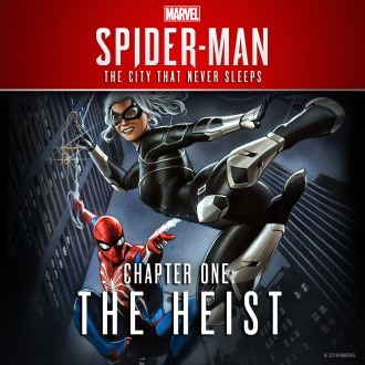 Marvel's Spider-Man: The Heist PS4