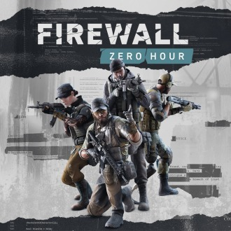 Firewall Zero Hour PS4