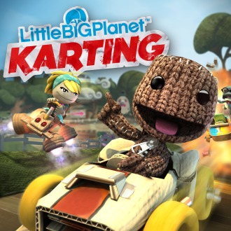 LittleBigPlanet™ Karting PS3