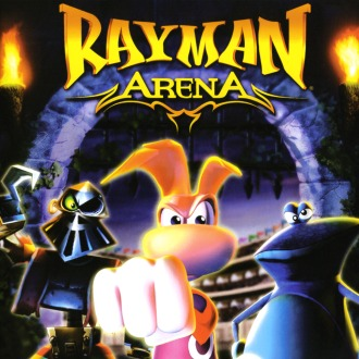 Rayman Arena (PS2 Classic) PS3