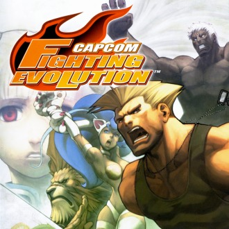 Capcom Fighting Evolution (PS2 Classic) PS3
