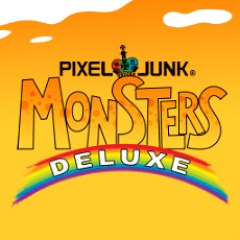 PixelJunk™ Monsters Deluxe Demo PS Vita / PSP