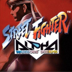 Street Fighter® Alpha (PSOne Classic) PS3 / PS Vita / PSP