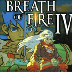 BREATH OF FIRE™ IV (PS3™/PSP®/PS Vita) PS3 / PS Vita / PSP