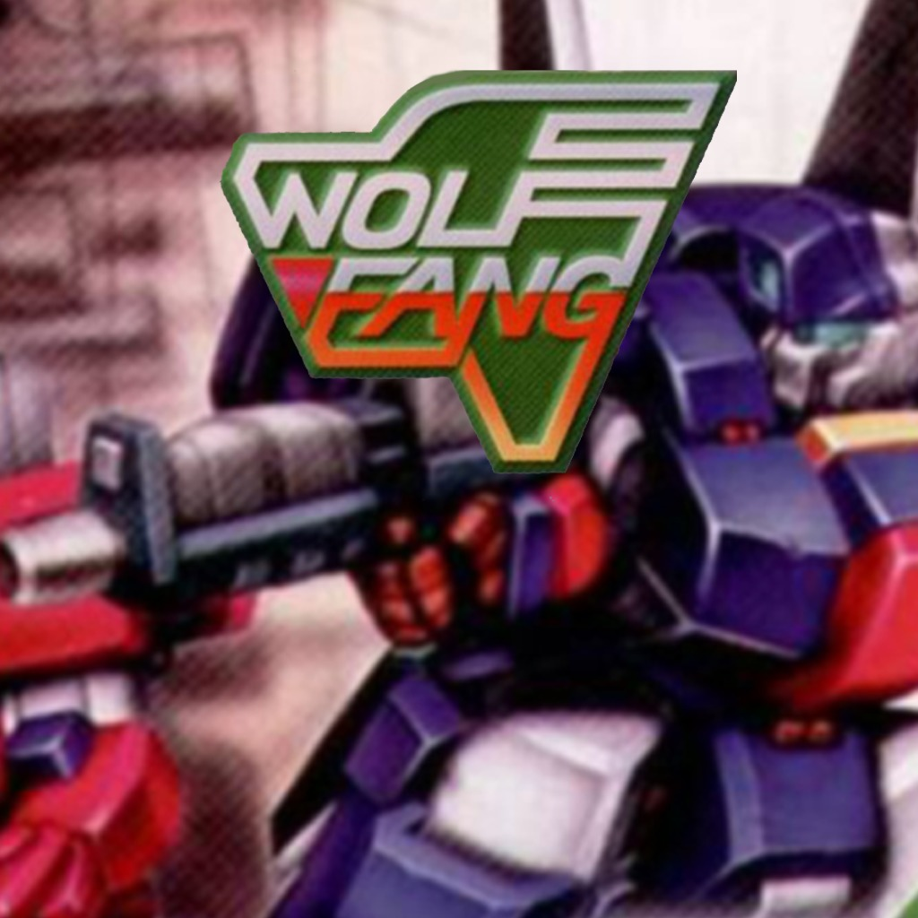 Wolf Fang (PSOne Classic)