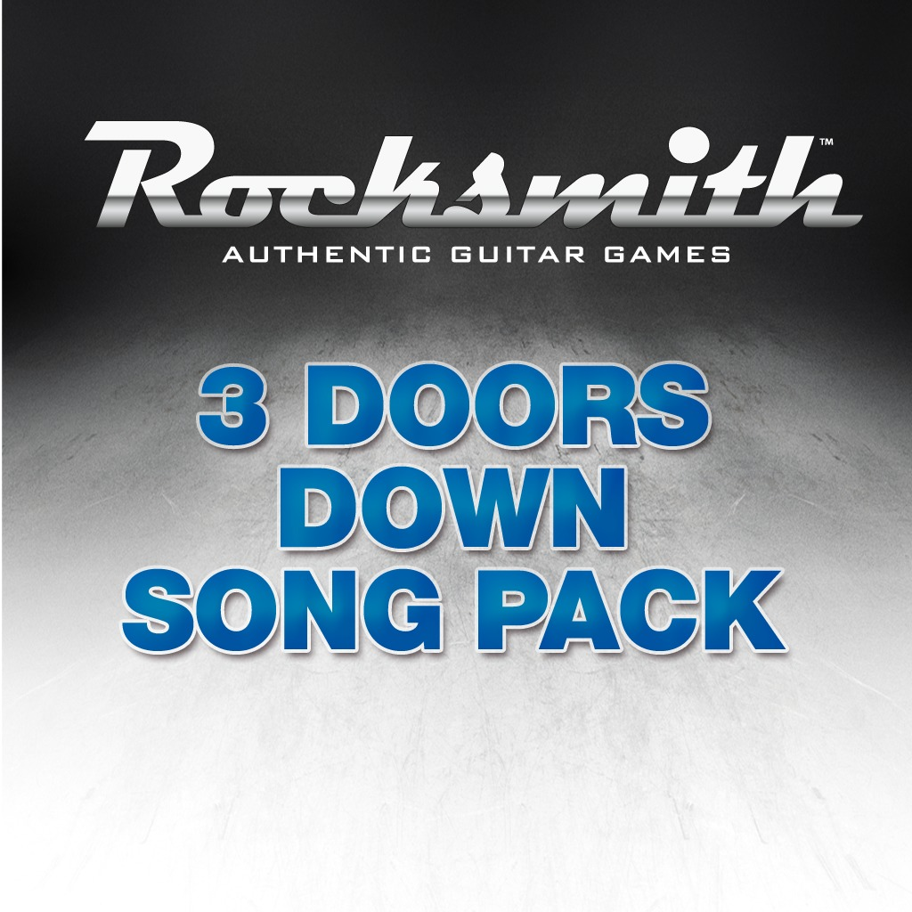 Rocksmith™ - 3 Doors Down Song Pack