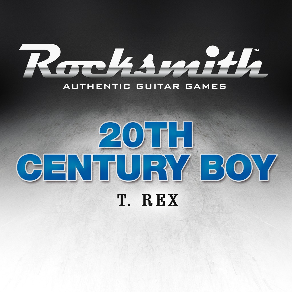 Rocksmith™ - 20th Century Boy by T. Rex