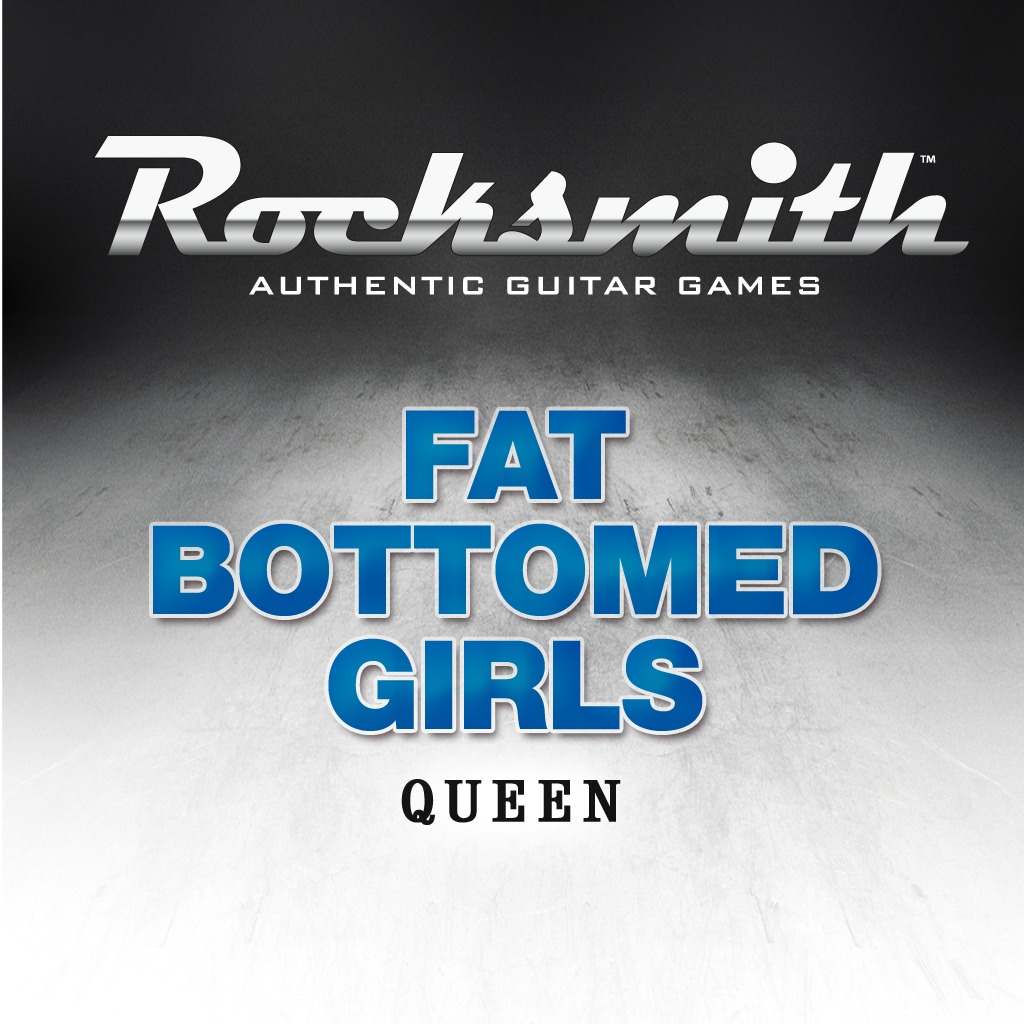 Rocksmith™ - Fat Bottomed Girls by Queen