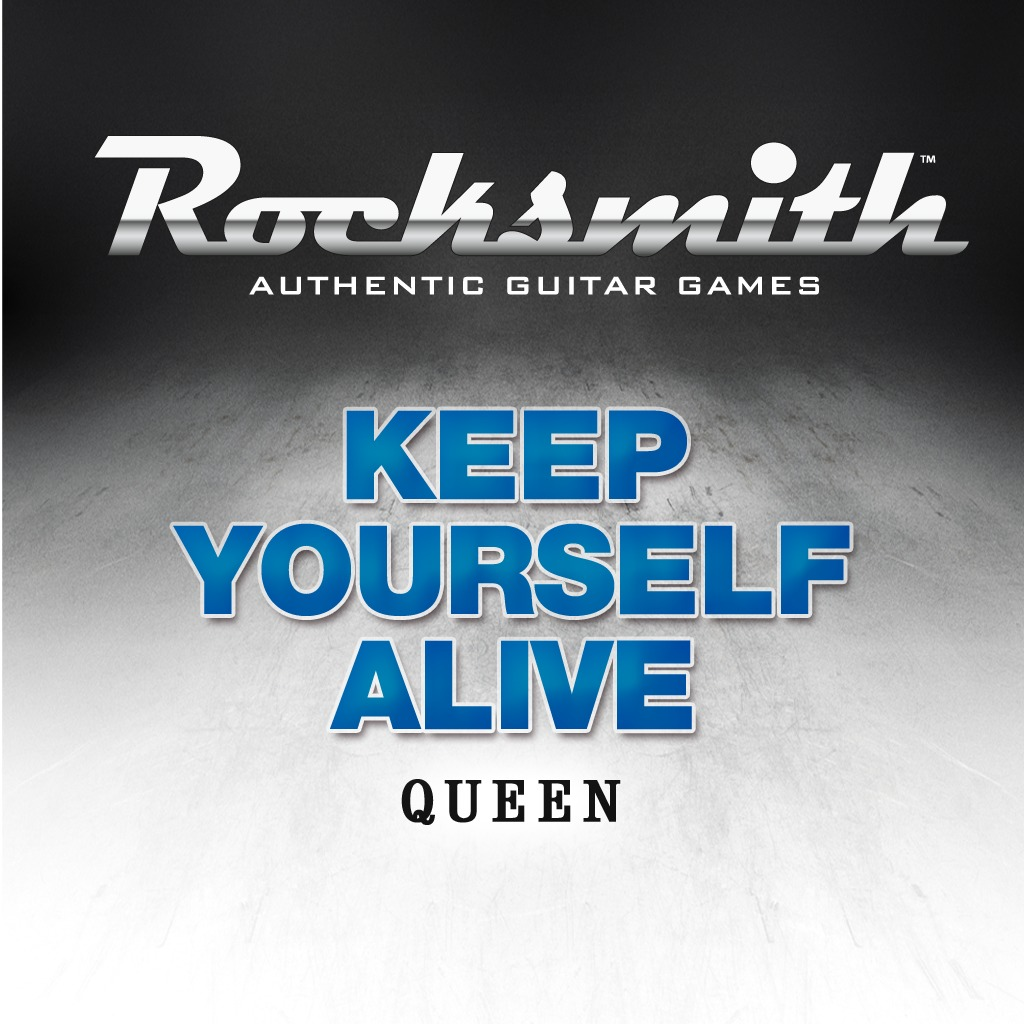 Rocksmith™ - Keep Yourself Alive by Queen