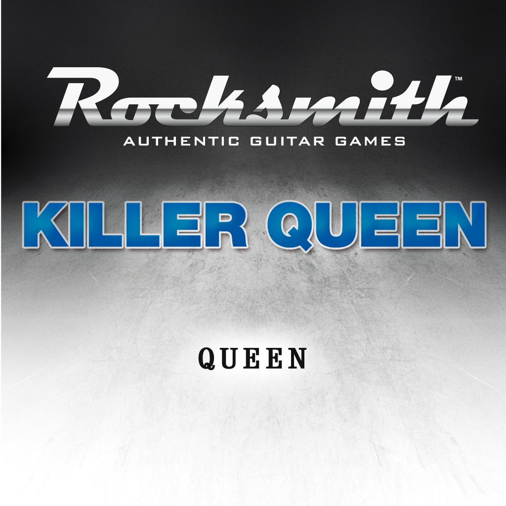 Rocksmith™ - Killer Queen by Queen