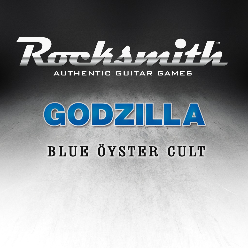 Rocksmith™ - Godzilla by Blue Öyster Cult