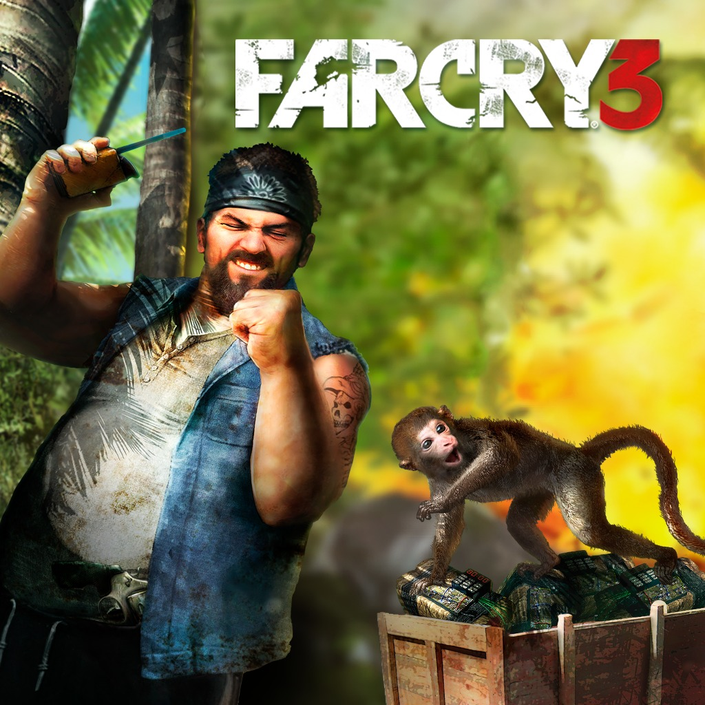 Far Cry® 3 Deluxe Bundle