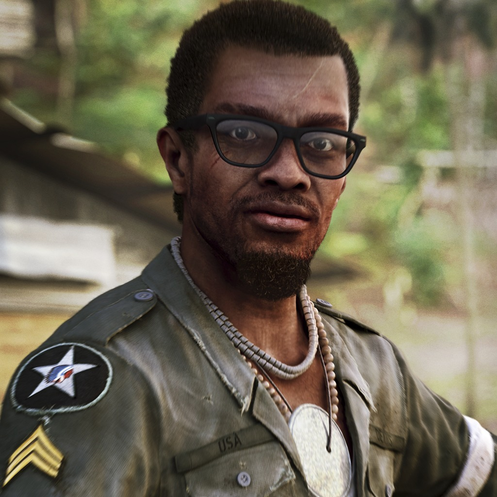 Far Cry® 3 Dennis Avatar