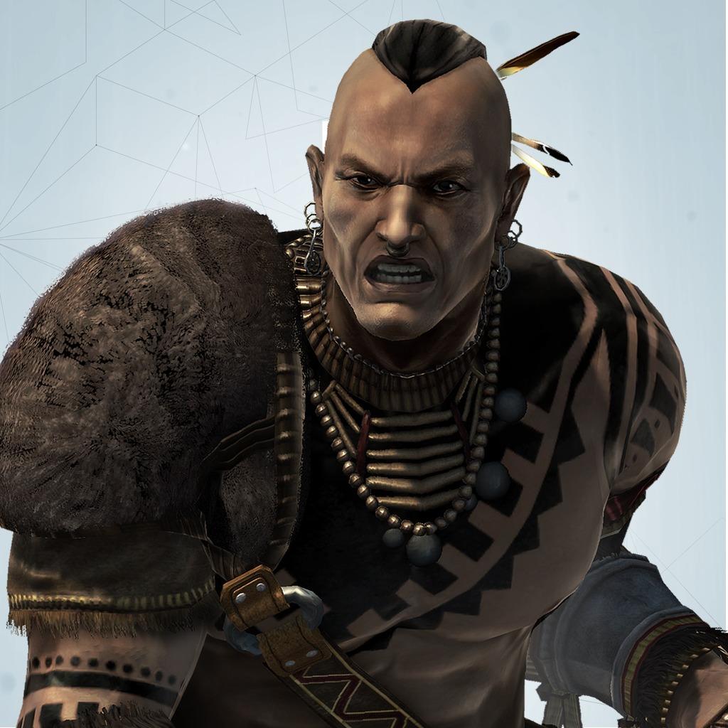 Assassin's Creed® III - Bear Avatar