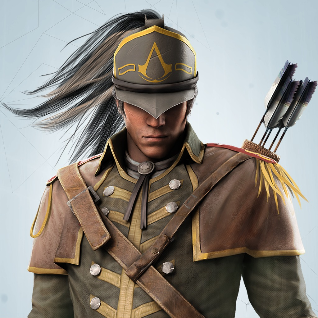Assassin's Creed® III - Colonial Assassin Avatar