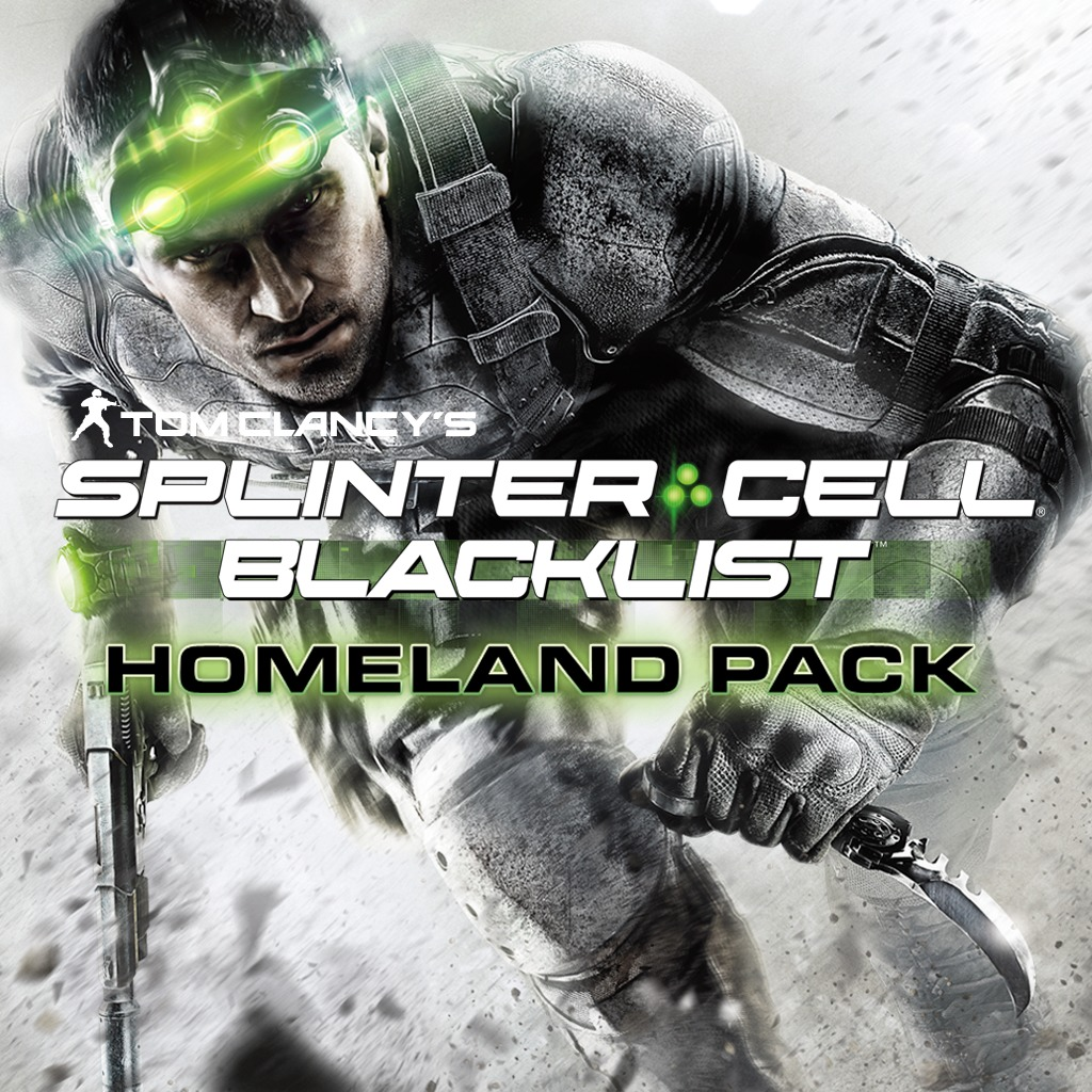 Tom Clancy's Splinter Cell® Blacklist™ Homeland Pack