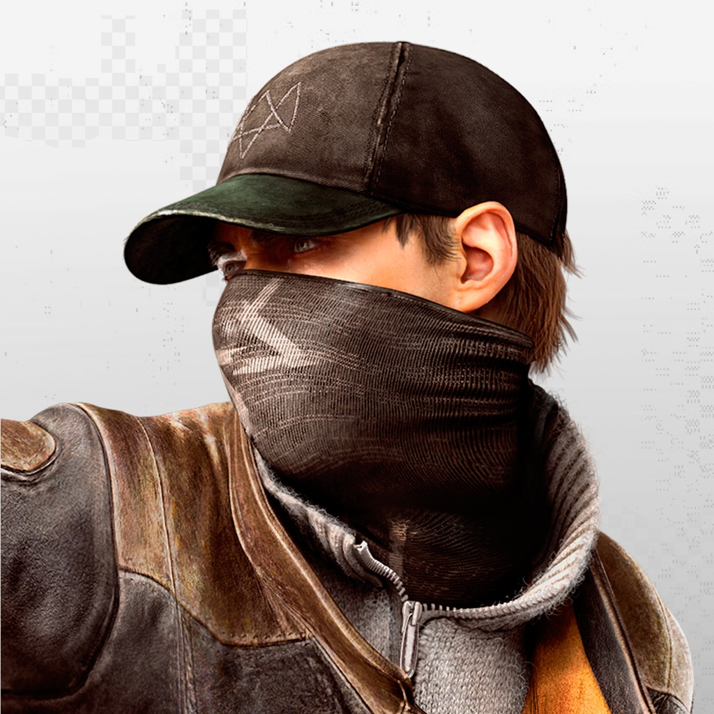 Watch Dogs™ - Aiden Action Avatar