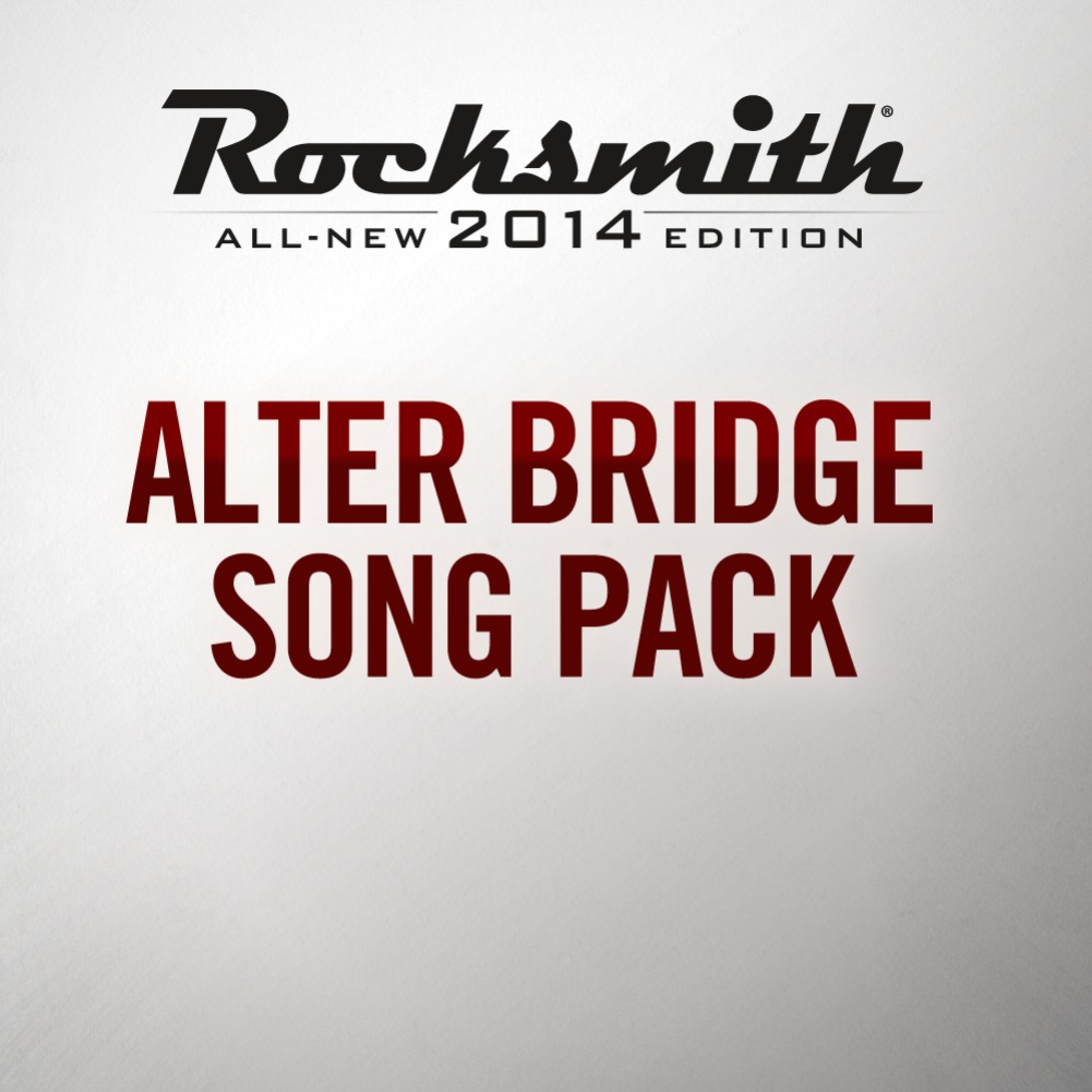 Alter Bridge Song Pack