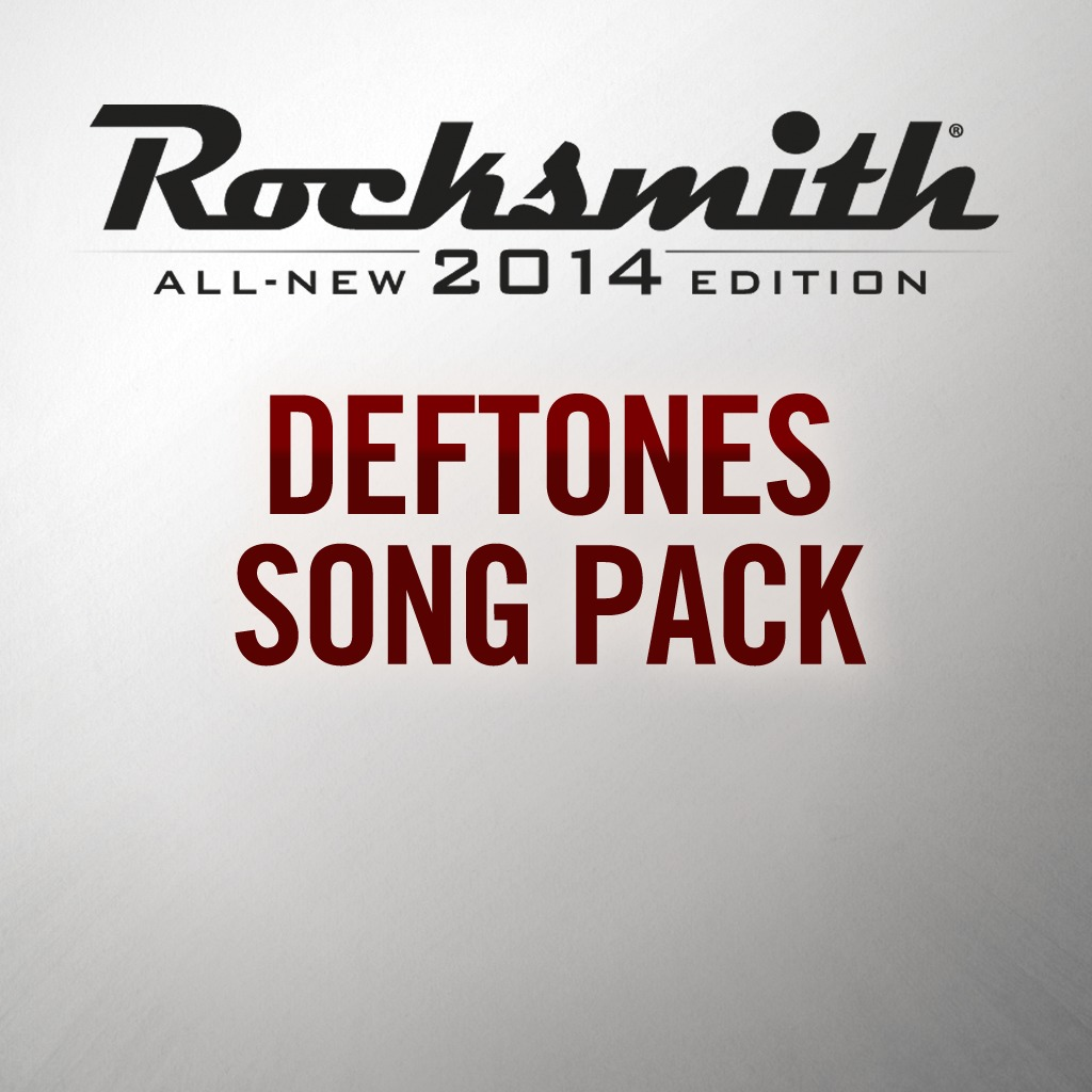 ROCKSMITH 2014 - DEFTONES SONG PACK