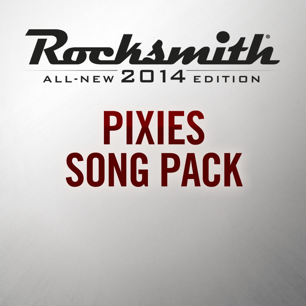 Rocksmith® 2014 - Pixies Song Pack