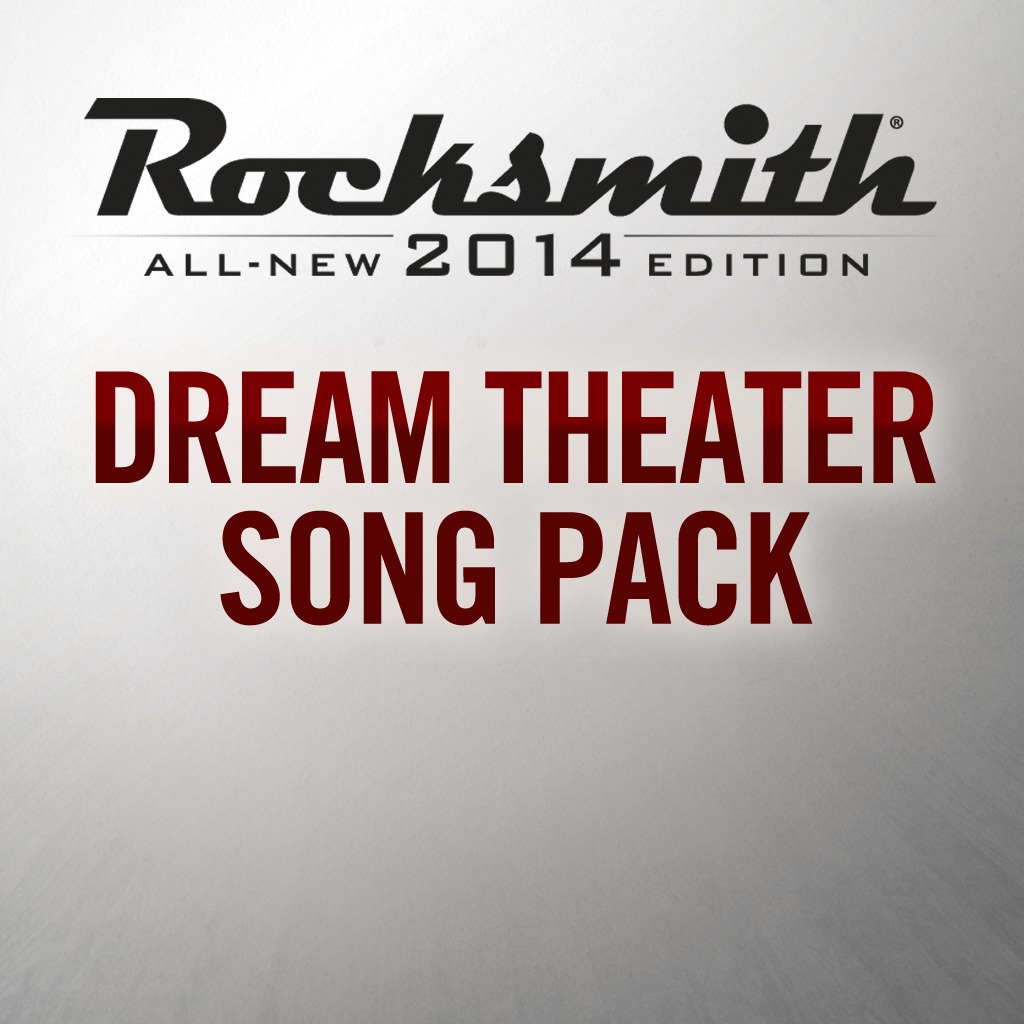 Rocksmith® 2014 - Dream Theater Song Pack