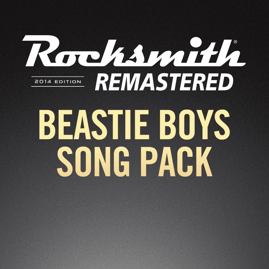 Rocksmith® 2014 - Beastie Boys Song Pack