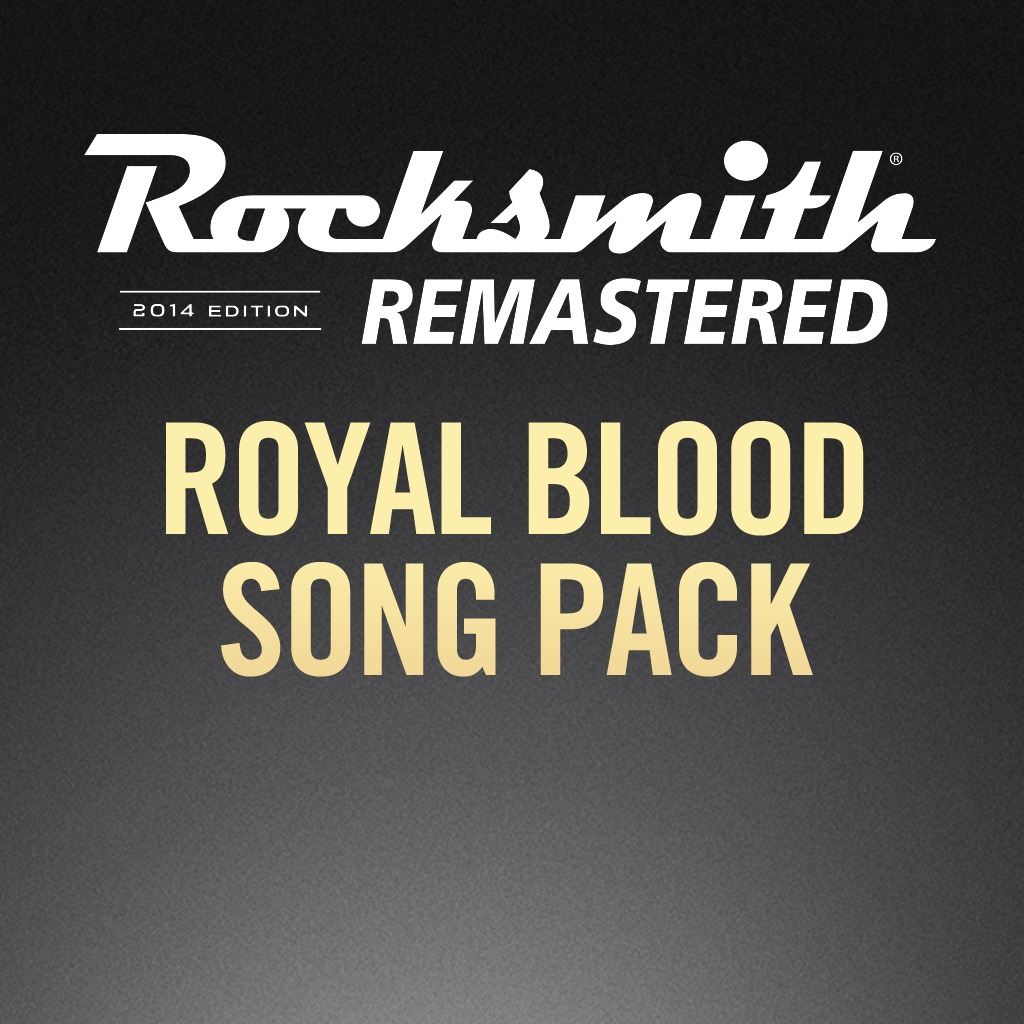 Rocksmith® 2014 - Royal Blood Song Pack