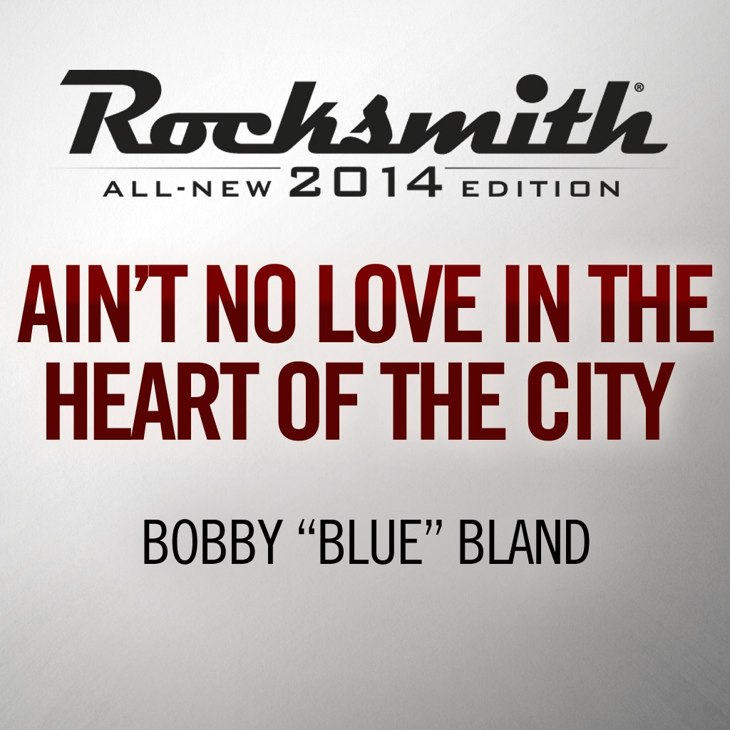Bobby Bland - Ain't No Love in the Heart of the City