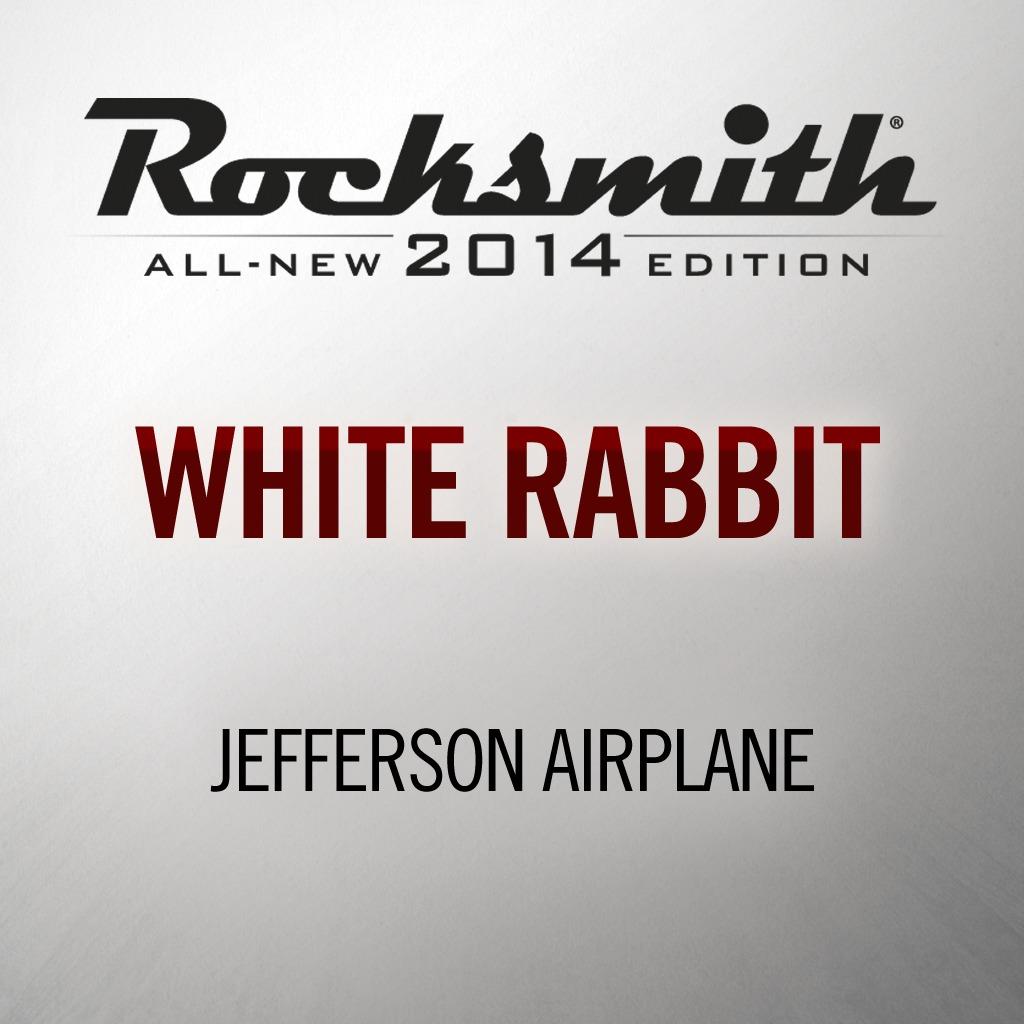 Rocksmith® 2014 - Jefferson Airplane - White Rabbit