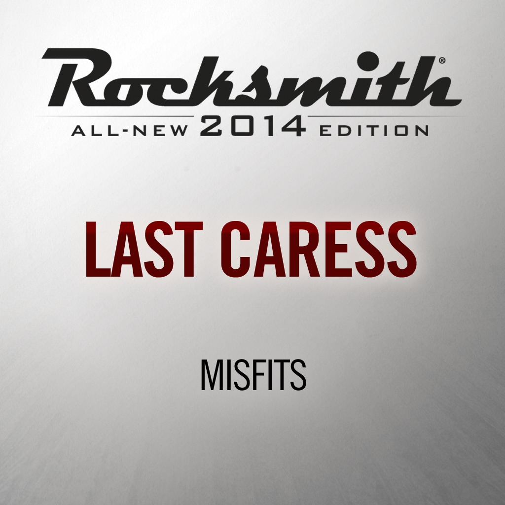 Rocksmith® 2014 - Misfits - Last Caress