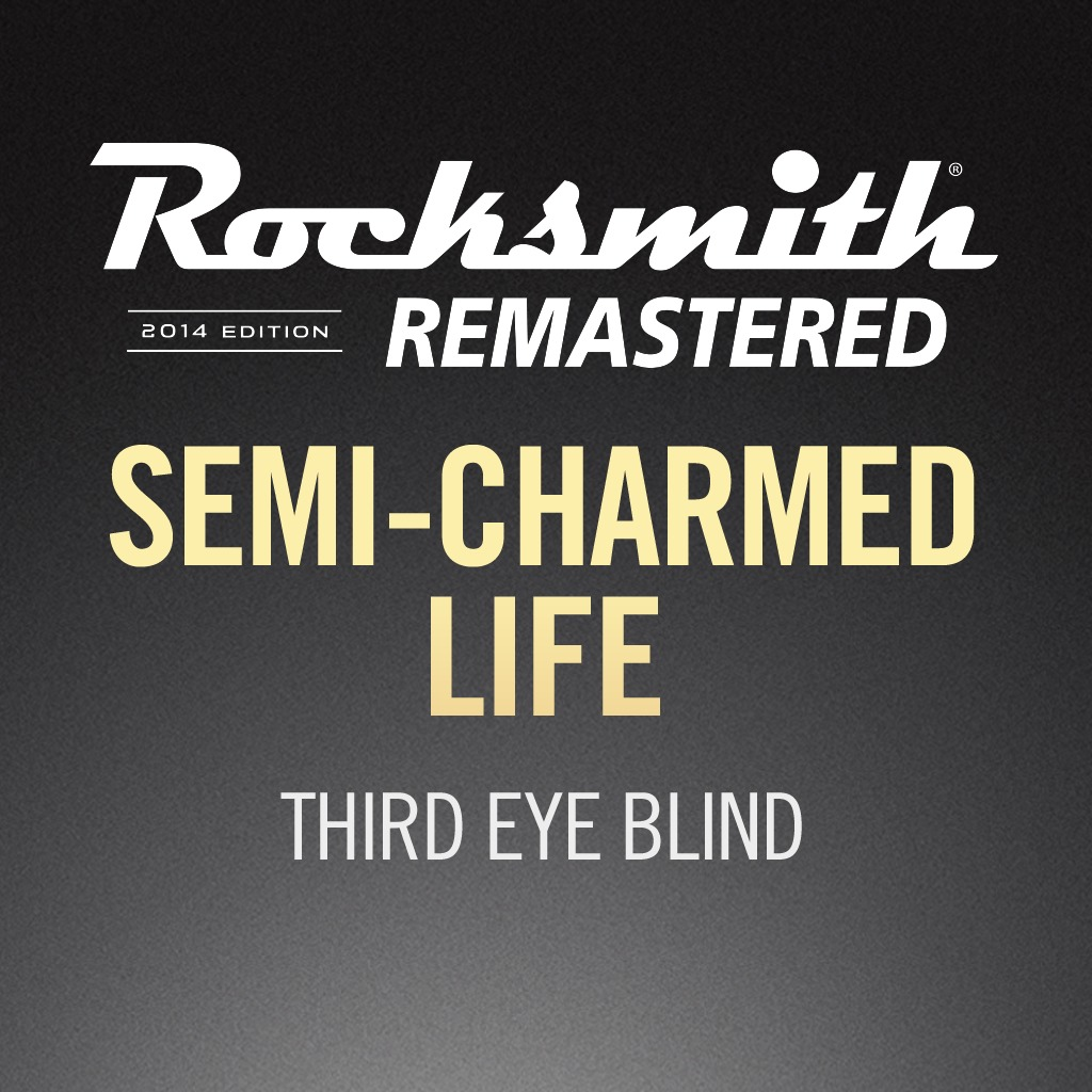 Rocksmith® 2014 - Third Eye Blind - Semi-Charmed Life